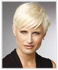 Short hairstyles for oval face shape